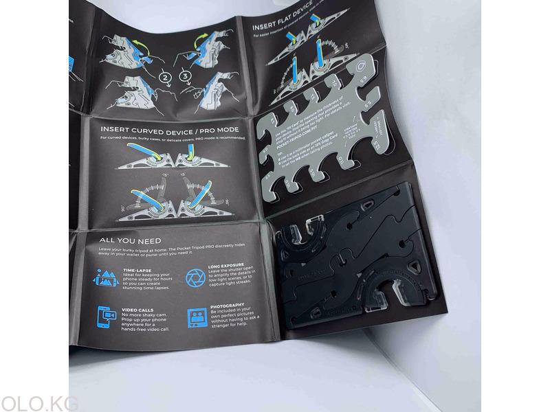 Карманный трайпод для телефона от Geometrical - 5