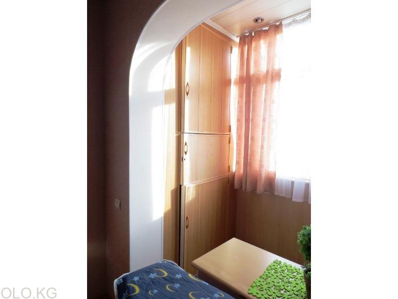 Отличная 4-комнатная квартира, микрорайон Юг-2, рядом с Вефа-Центром - 5