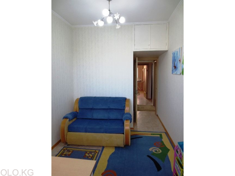 Отличная 4-комнатная квартира, микрорайон Юг-2, рядом с Вефа-Центром - 6