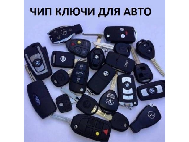 Дубликат ключей - 2