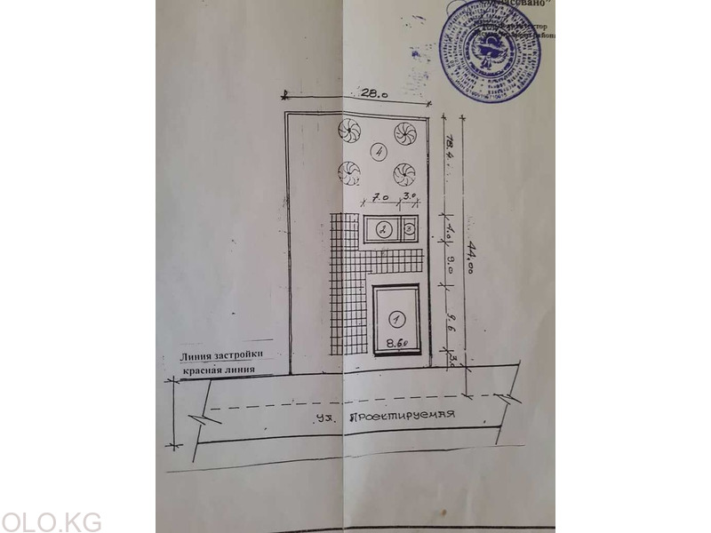 Срочно! Продаю участок 12,3 соток (Красная книга), село Корумду (Иссык-Куль) - 1